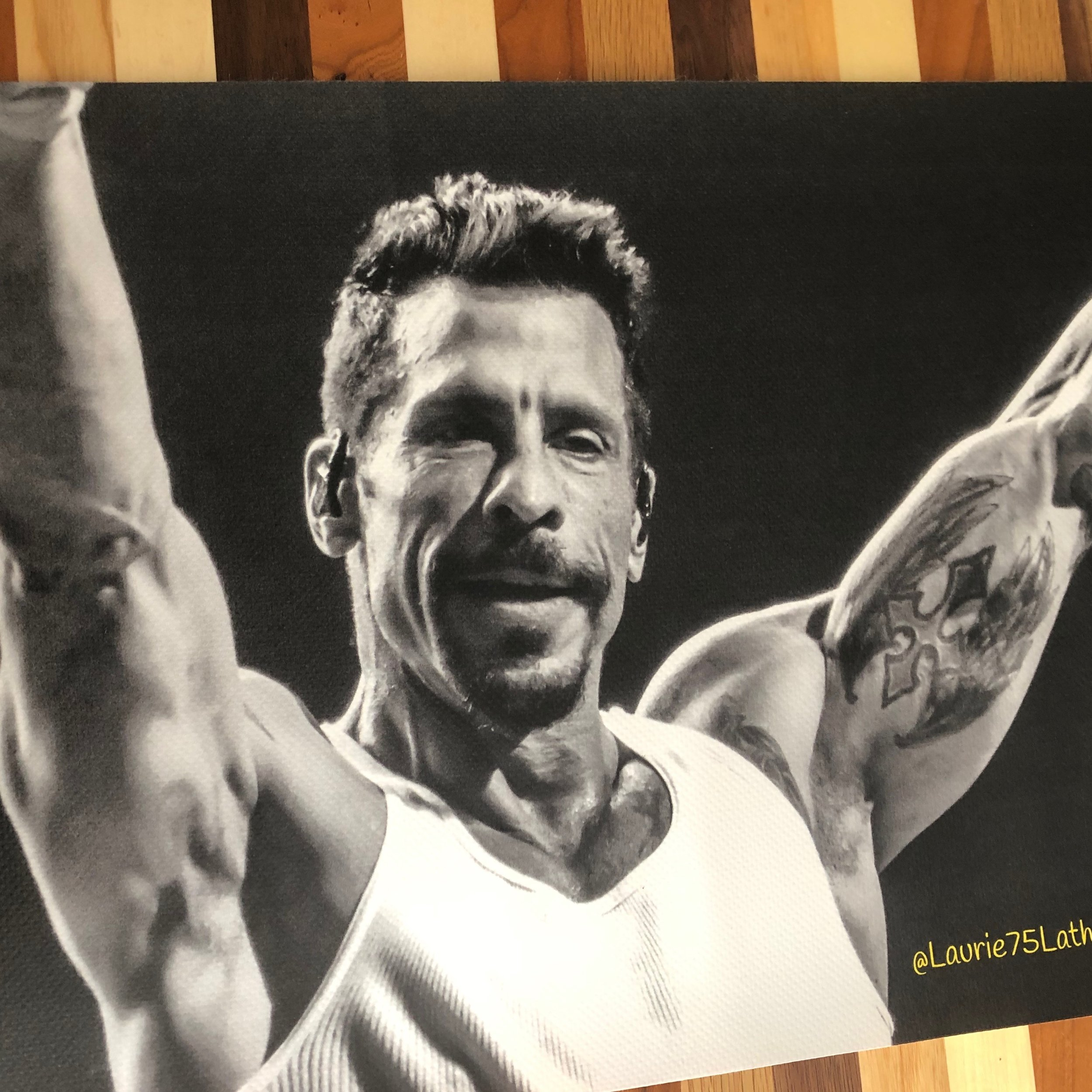 Danny Wood photo by Laurie Latham