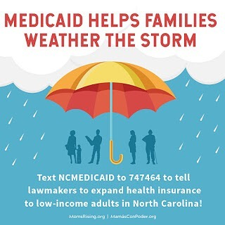 Please join us in calling your lawmakers TODAY to demand that they #ExpandMedicaid.