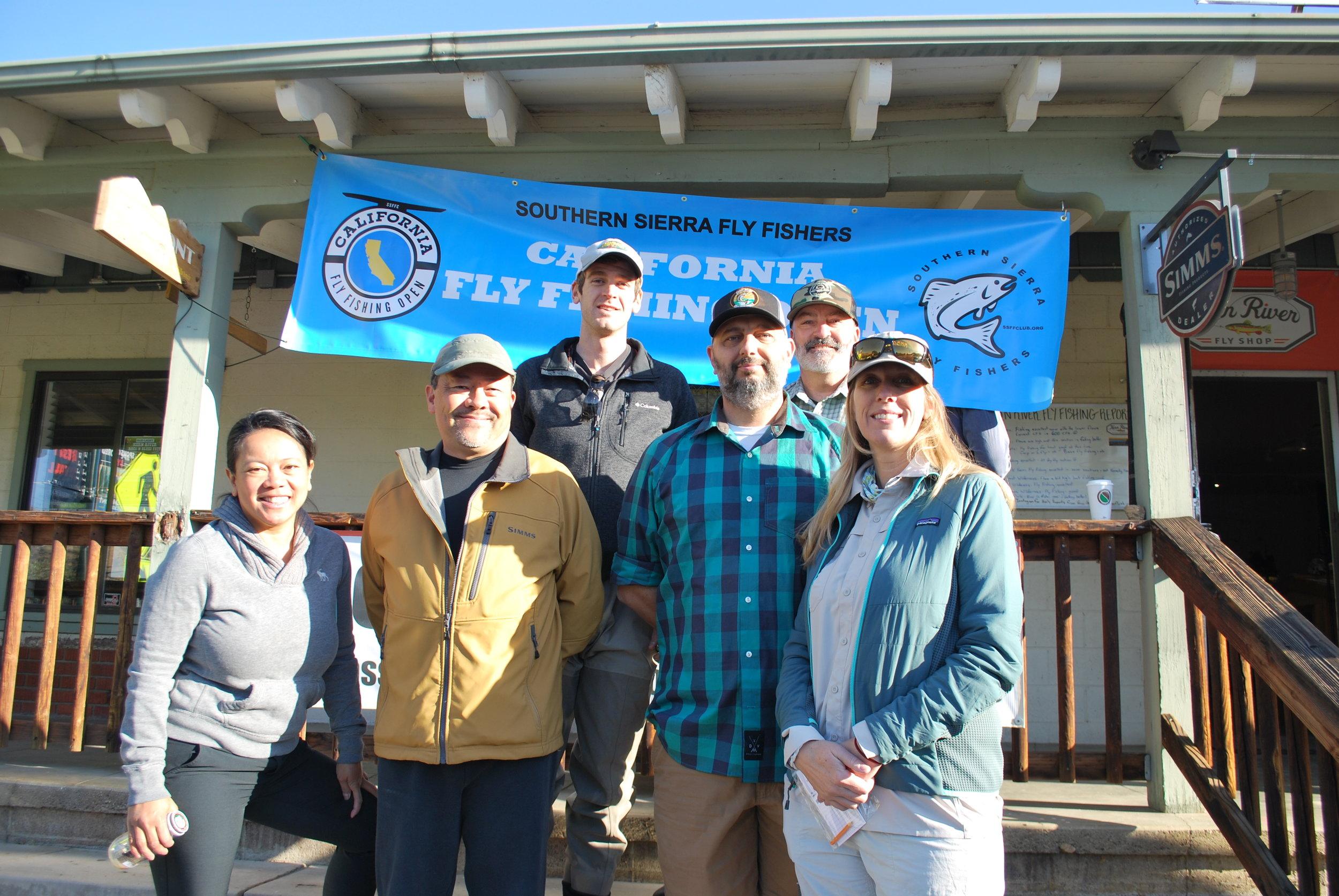 Team PCC- Analiza, Patrick, Justin, Gary, Scott and Wenda