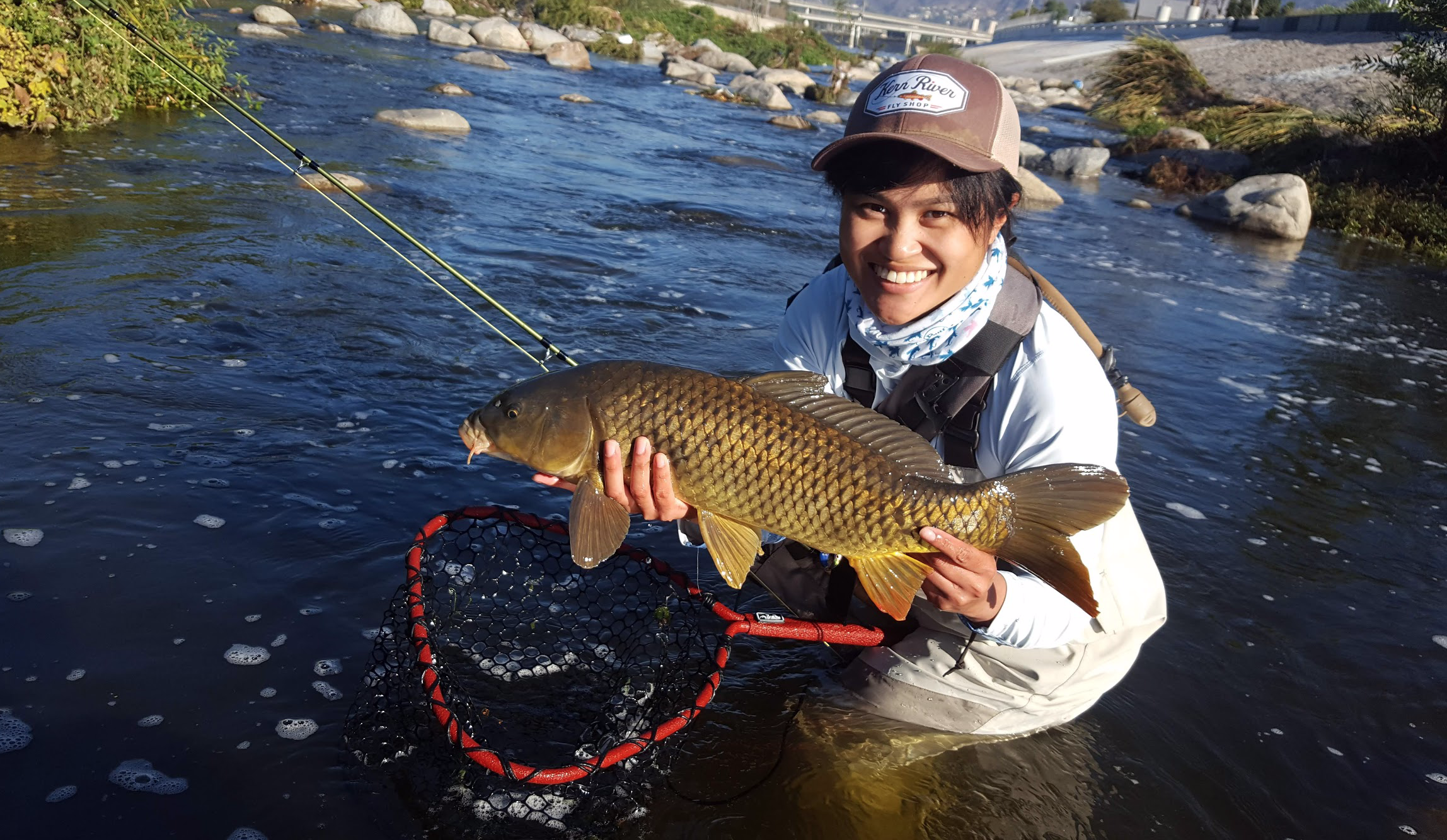 """Celine Bayla - In her honor, the new name of the Fly Gal Weekend will now be called """"Celine's Fly Gal Weekend."""" She has dedicated her time connecting and building a community of women who fly fish. She is missed, but her legacy will live, forever."""