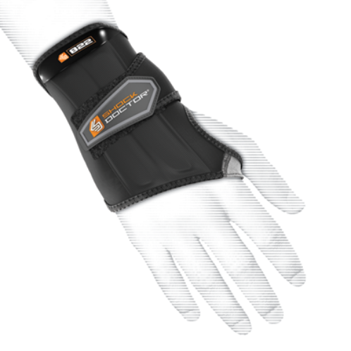 Features & Benefits   Find comfort and stability with this close fitting wrist compression sleeve, designed to provide for full dexterity and a natural grip. This product is highly recommended when recovering from a minor to moderate wrist injury and is adjustable to your perfect fit. Eliminate any further setbacks with the Wrist Sleeve-Wrap Support.   Adjustable internal support stays  Anatomical leather palm  Can be used with any close fitting sport glove. Size up one size  Integrated Antimicrobial Technology to reduce odor causing bacteria  LEVEL 2 - MODERATE:  SUPPORT—COMPRESSION/ALIGNMENT/HEALING  Moderate support for minor/moderate sprains/strains/instabilities during active recovery  Soft tissue support, joint alignment, therapeutic warmth/blood flow  Proprioception: Bio-neurological awareness of stress—added support informs muscle to contract to protect itself  WARNING: This product is not a substitute for medical care. Always seek professional medical advice for the diagnosis and treatment of pain, injury or irritation.