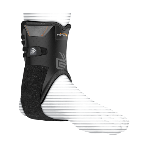 Features & Benefits   Quick fit low profile design with speed-lace closure   BEST FOR: Helps prevent and heal Grade 1 and 2 sprains and minor ankle instability  LEVEL 2 - MODERATE:  SUPPORT—COMPRESSION/ALIGNMENT/HEALING  Moderate support for minor/moderate sprains/strains/instabilities during active recovery  Soft tissue support, joint alignment, therapeutic warmth/blood flow  Proprioception: Bio-neurological awareness of stress—added support informs muscle to contract to protect itself  WARNING: This product is not a substitute for medical care. Always seek professional medical advice for the diagnosis and treatment of pain, injury or irritation.