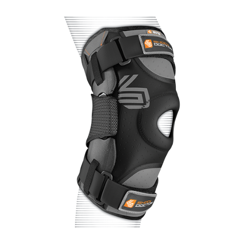 Features & Benefits   Bilateral support hinges for stability and increased performance   BEST FOR: Helps prevent and heal ACL/PCL Injuries, medial/lateral instability, hyperextension, patella instability, meniscus injuries, ligament sprains  LEVEL 3 - MAXIMUM:  STABILITY—SUPPORT/COMPRESSION/ALIGNMENT/HEALING  Maximum support for minor/moderate sprains/strains/instabilities during active recovery  Soft tissue support, joint alignment, therapeutic warmth/blood flow  Proprioception: Bio-neurological awareness of stress—added support informs muscle to contract to protect itself  WARNING: This product is not a substitute for medical care. Always seek professional medical advice for the diagnosis and treatment of pain, injury or irritation.
