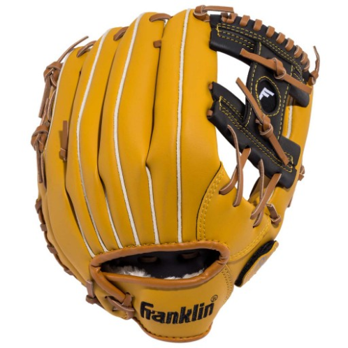 FEATURES  The re-designed FIELD MASTER® Series offers an extensive line of quality synthetic leather baseball, softball and tee-ball gloves for the recreational player. The line represents the most popular sizes, shapes and web designs with superior fit and feel.  Palm: Synthetic Leather Shell: Synthetic Leather Contour fit system allows for customizable thumb adjustment
