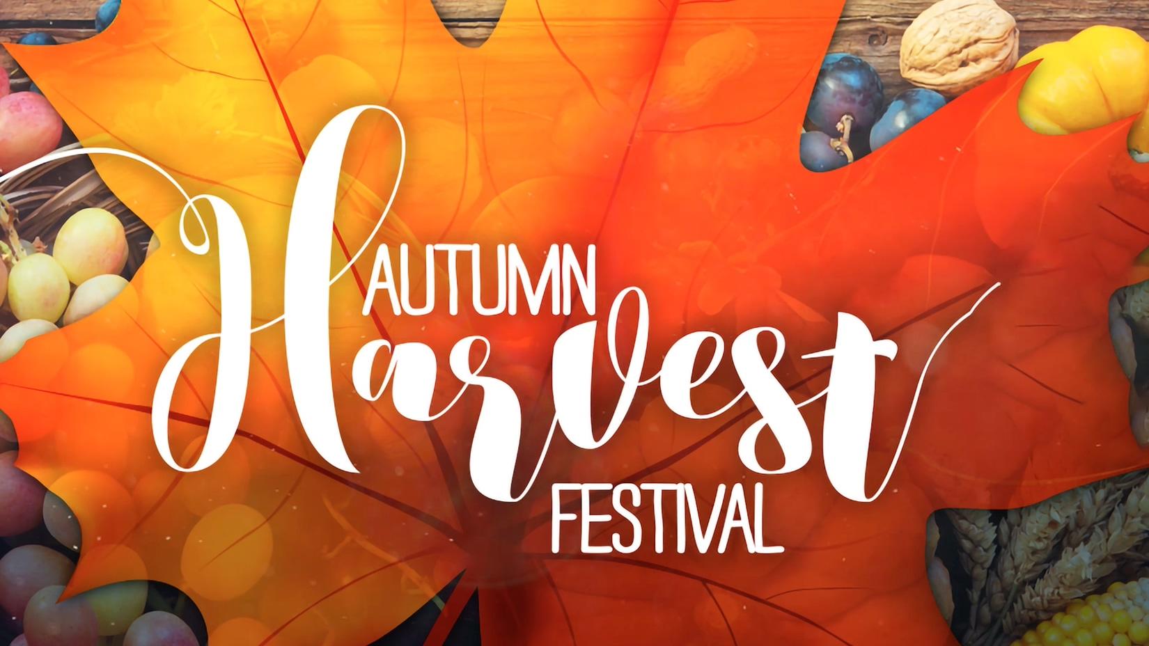 GBC Autumn Harvest - Video