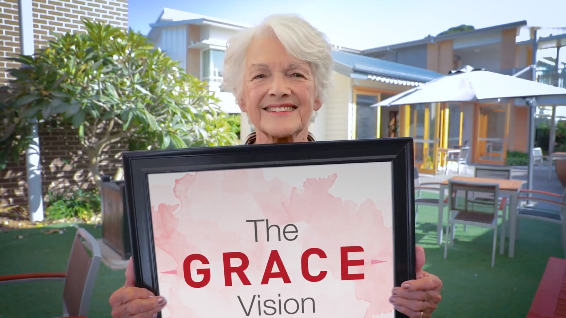 Salvation Army Grace - Video