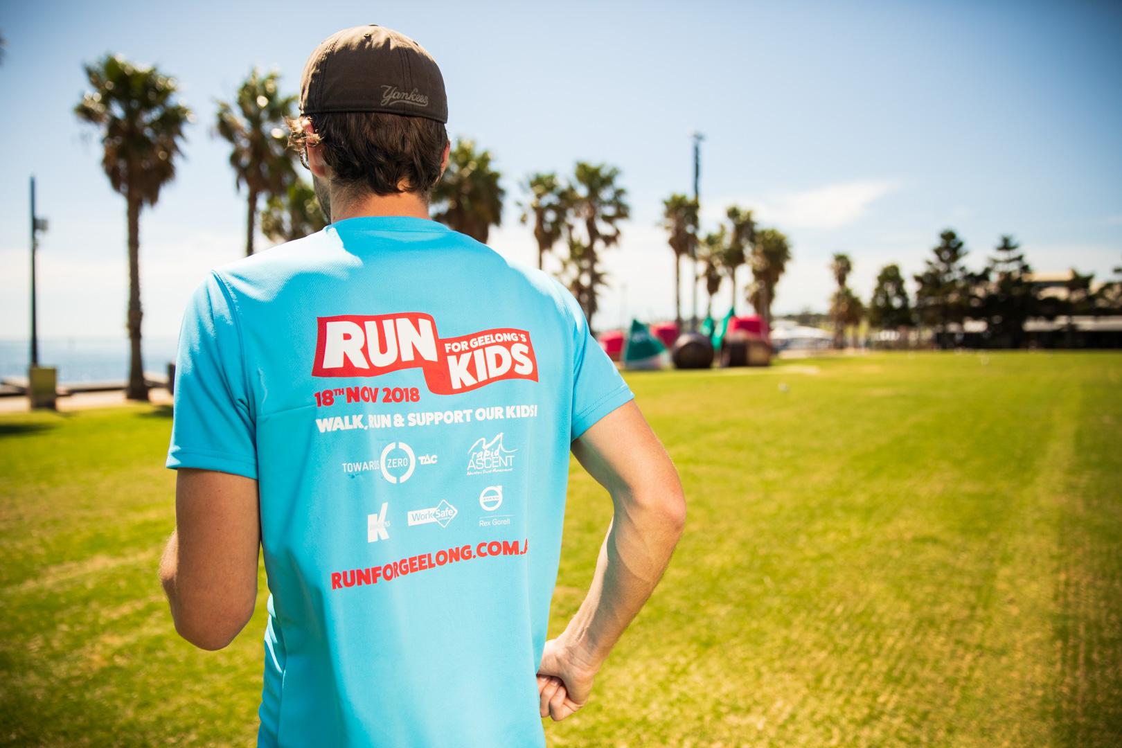 Run for Geelong's Kids - Photography