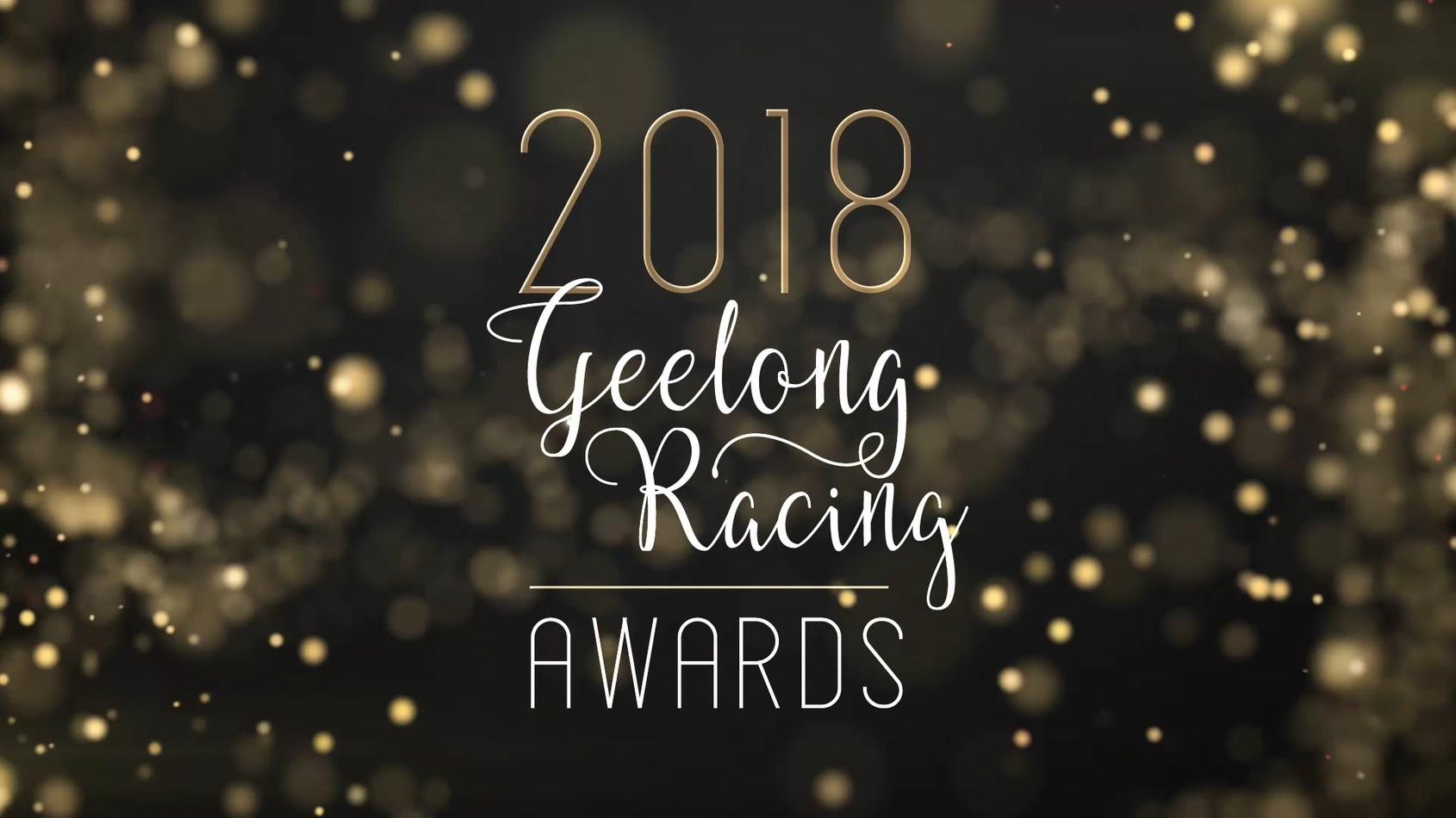 Geelong Racing Awards - A/V