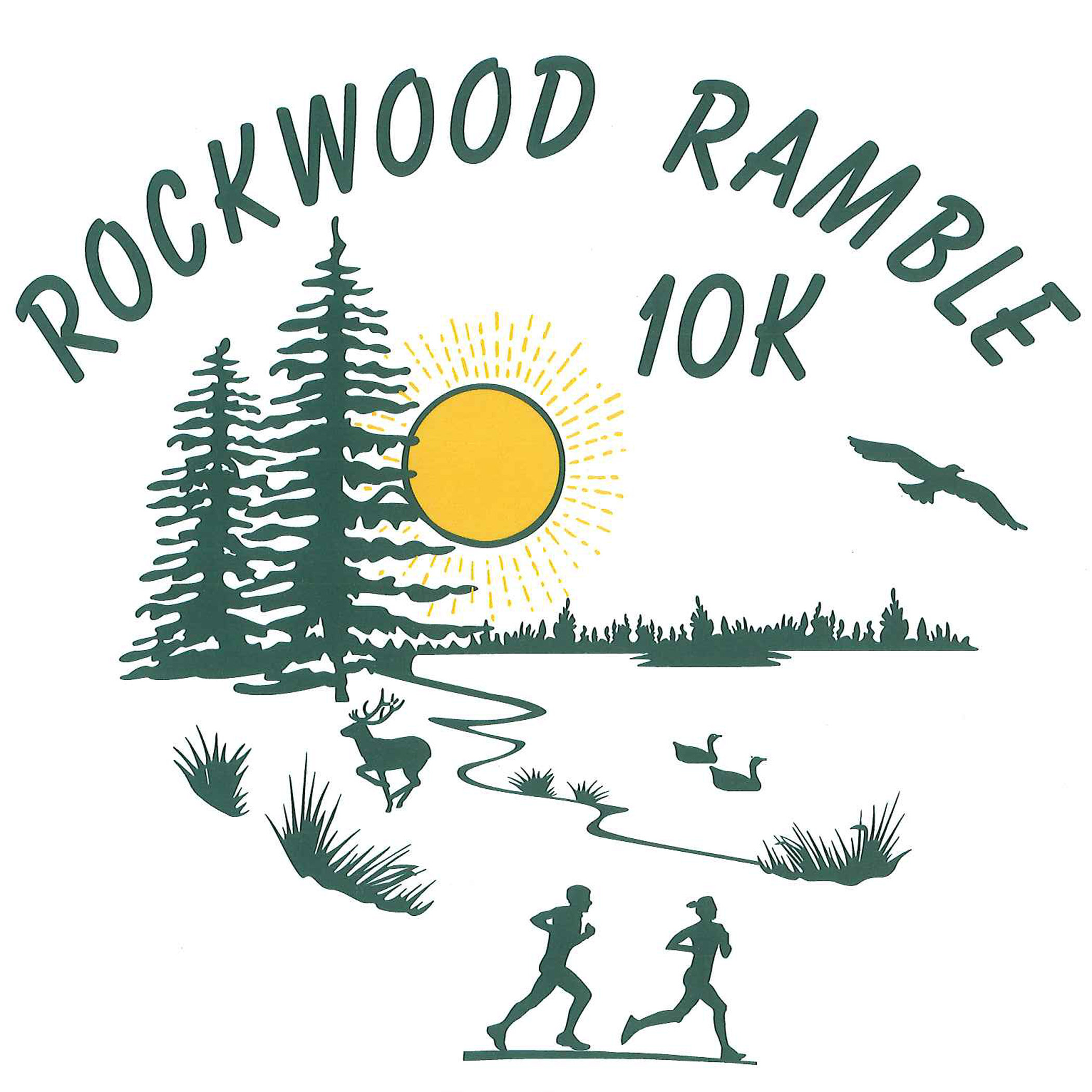 Rockwood Ramble 10K - June 1, 2019