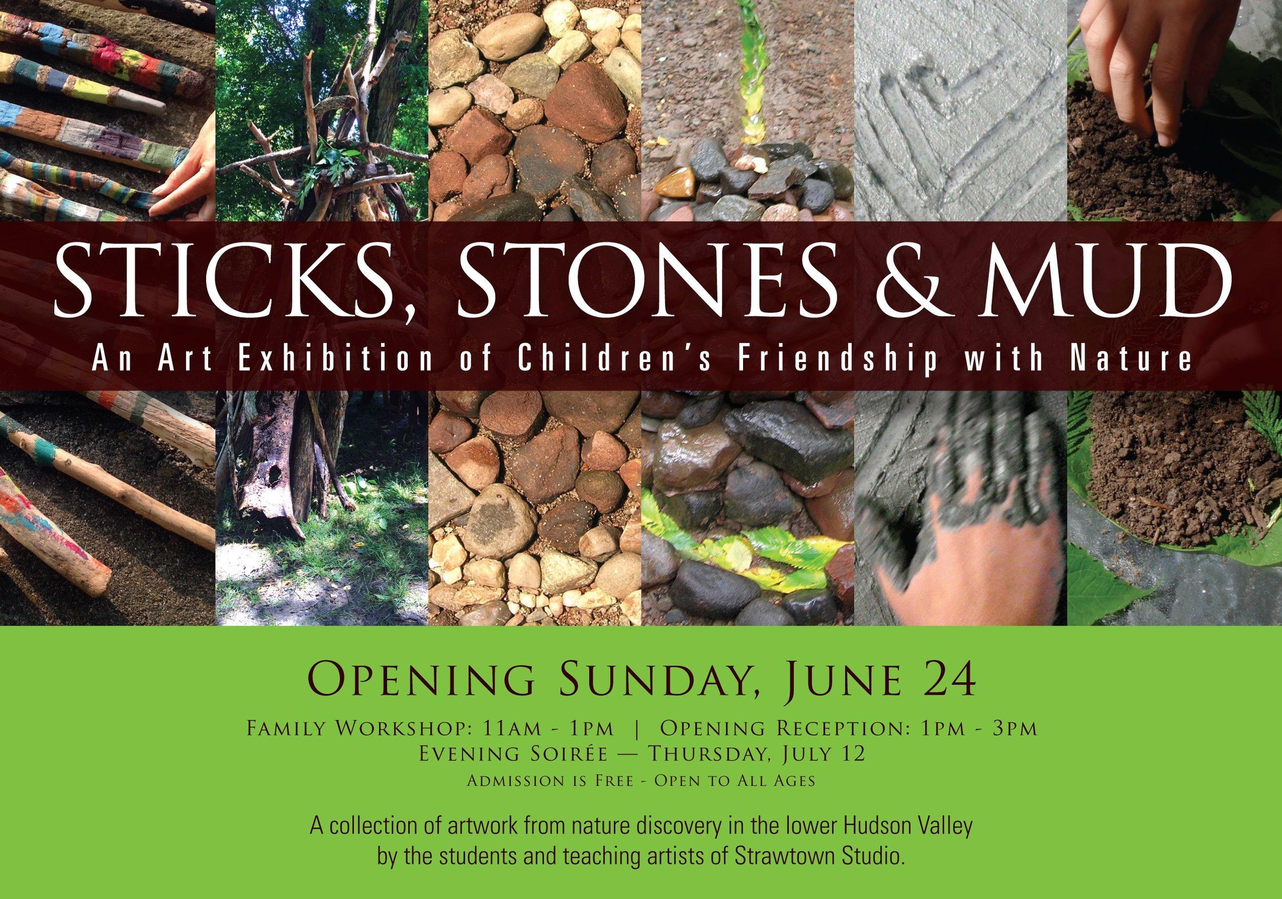 Sticks, Stones & Mud