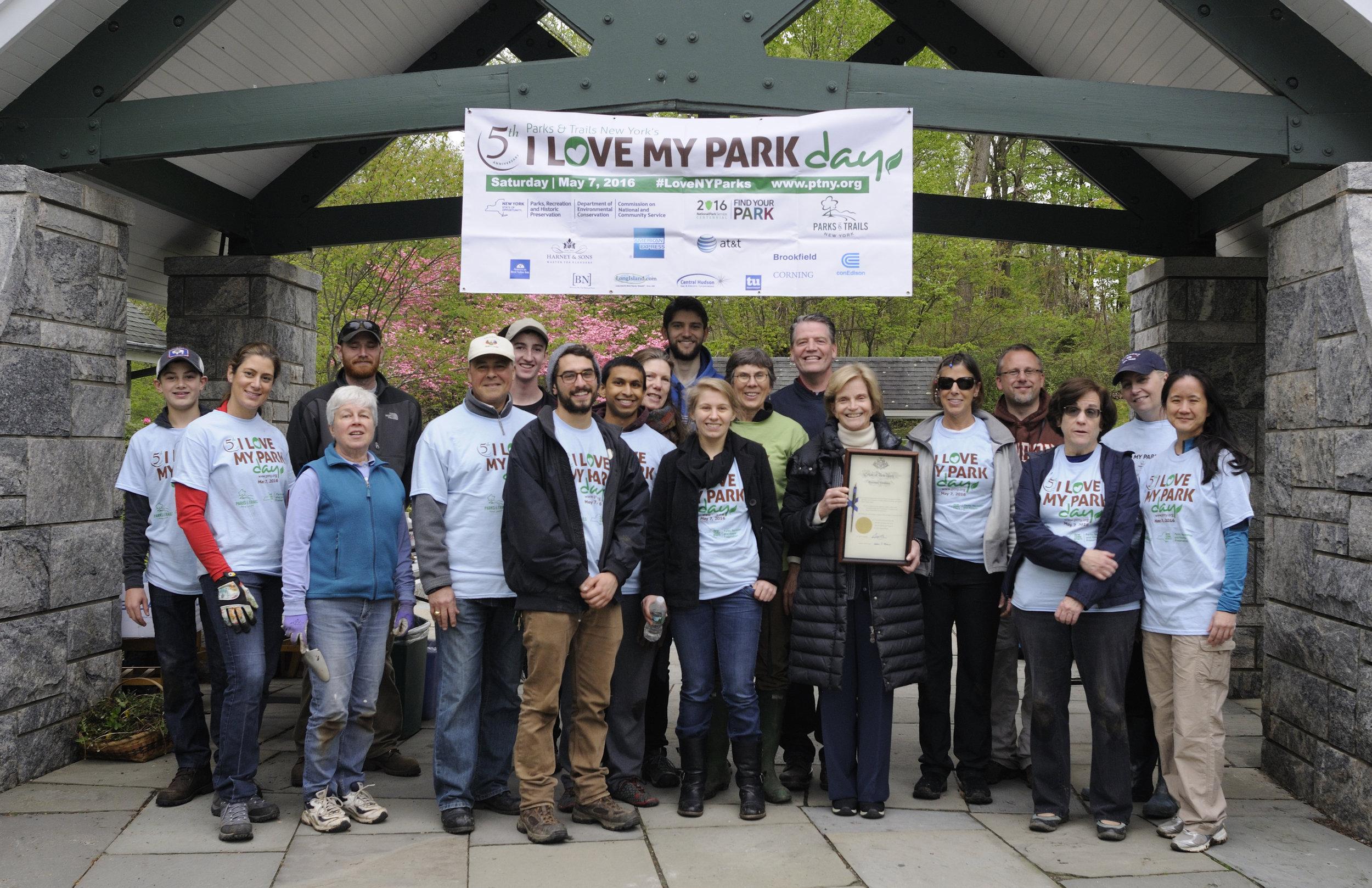I Love My Park Day - May 4, 2019