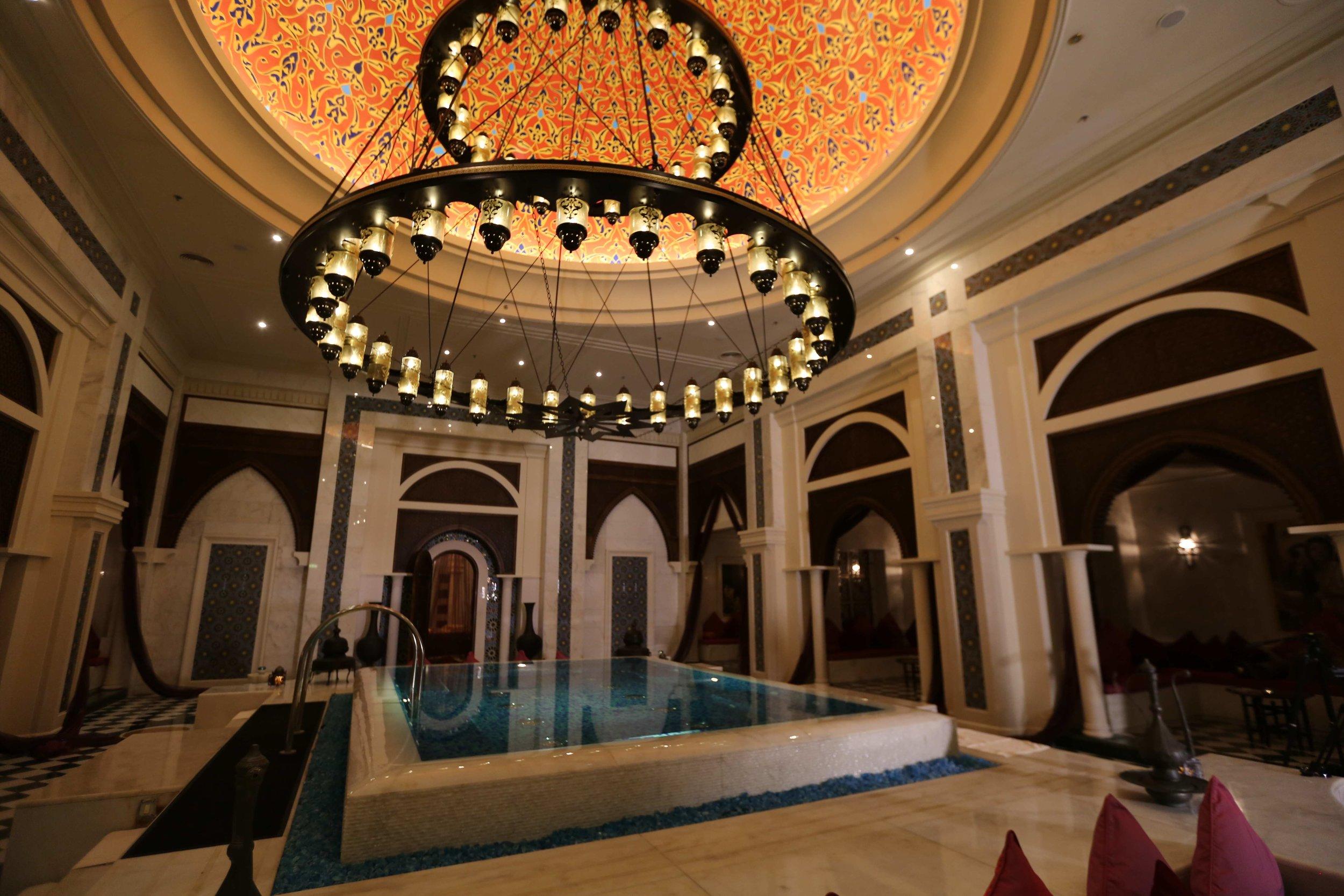 Jumeirah Zabeel Saray Spa -