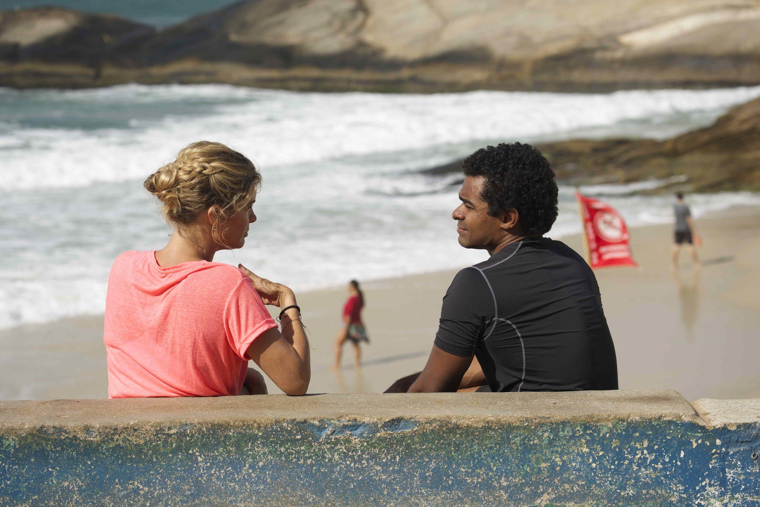 Ipanema beach -