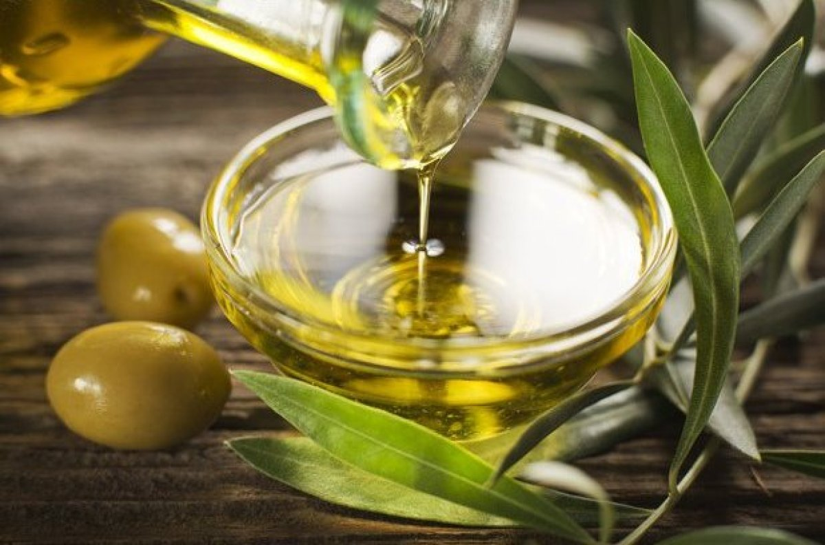 Olive Oil Hair Treatment -