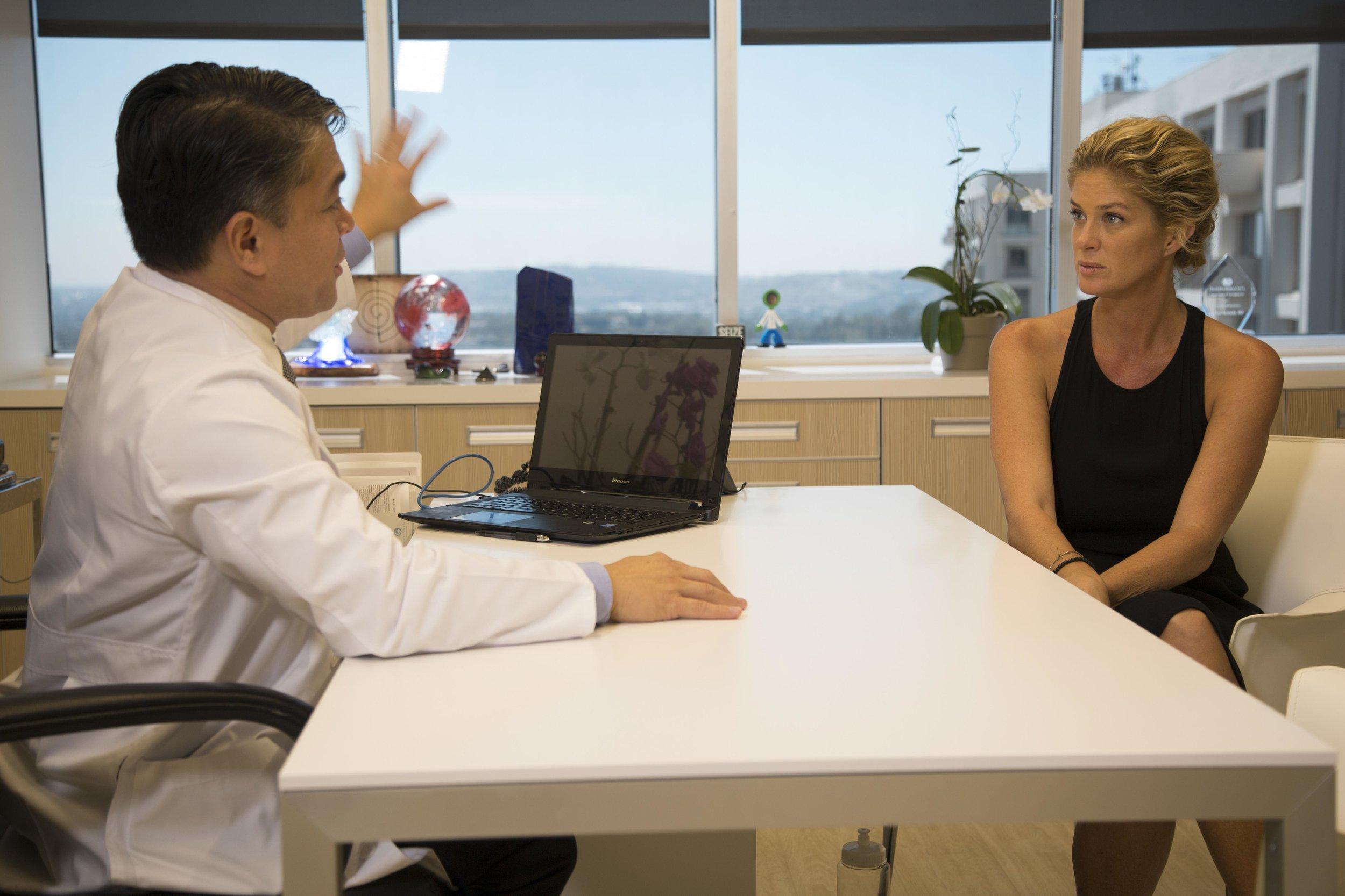 Q&A with Dr Honrado -