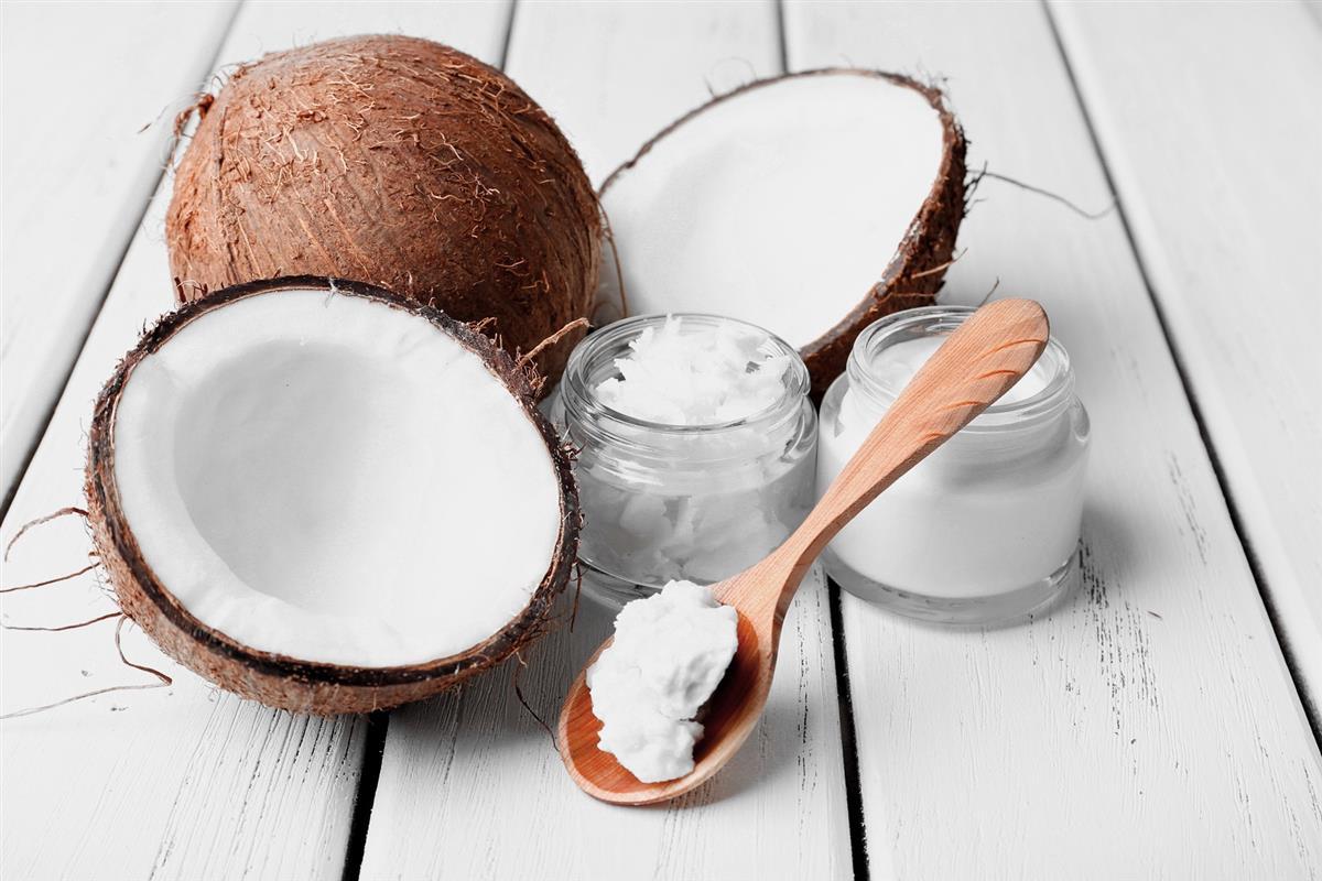 Coconut oil pulling -