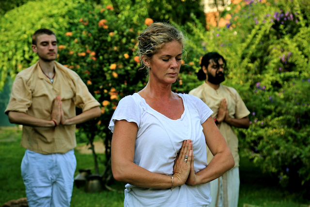 Isha Yoga Foundation -