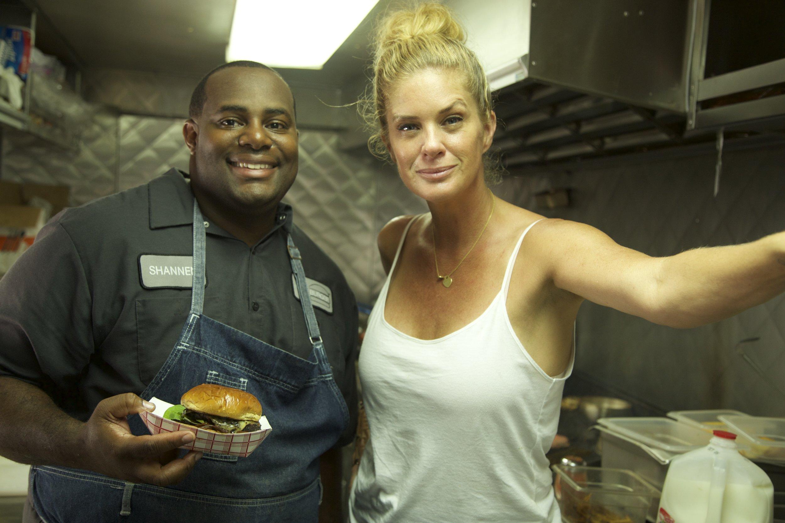 Craft Burger Food Truck -