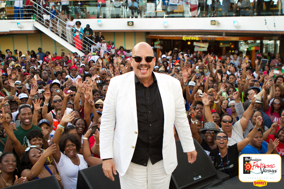 The 20th annual Tom Joyner Foundation Fantastic Voyage cruise will set sail in April 2019 with an all-star entertainment lineup including Janet Jackson, Charlie Wilson, Fantasia, Maxwell and many more.