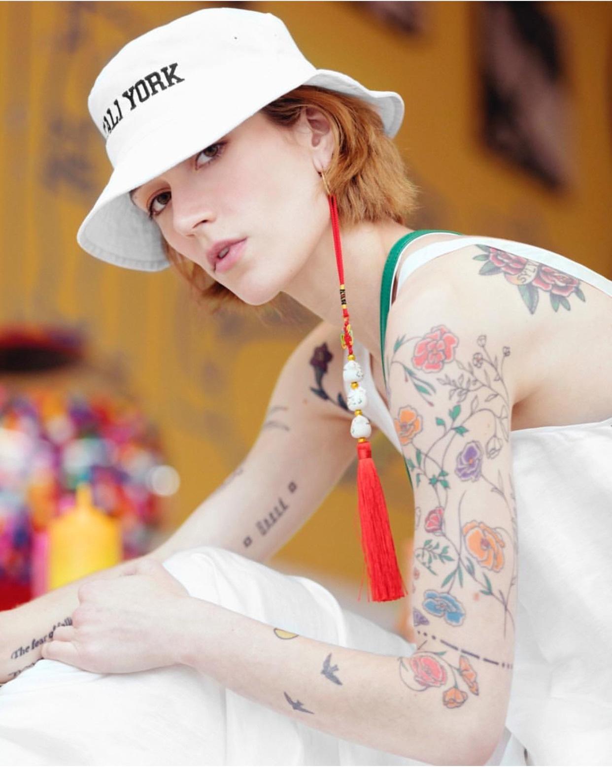 Cynthia Rowley Social