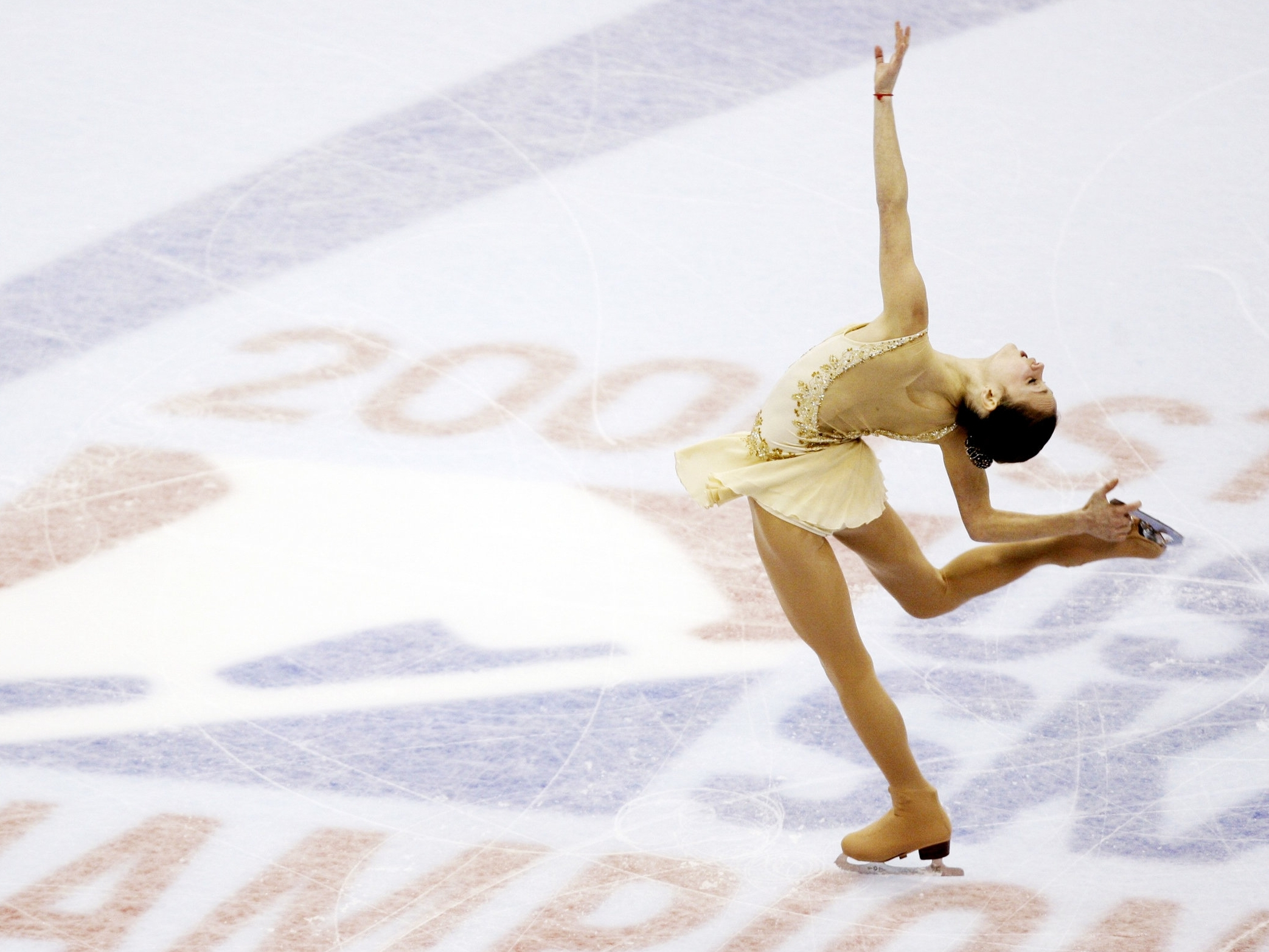 MOVE PAST FEAR OF FAILURE INTO FREEDOM - SASHA COHEN, 2X OLYMPIC FIGURE SKATER, SILVER MEDALIST