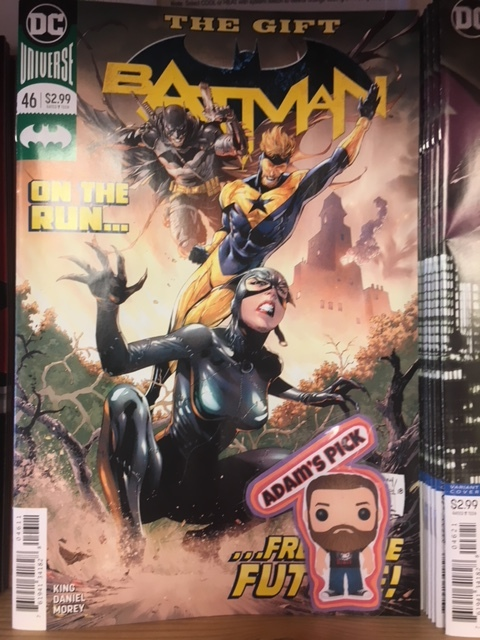 Batman #46 - Adam's Pick II