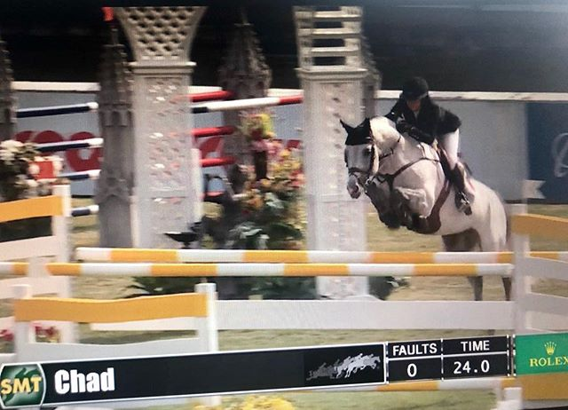 Another top ten finish for Kara today 7th🏅#Colfosco #Friends of the Meadows Cup 150m#Spruce MeadowsPanAmerican5*#karachad #butet #parlanti #ericlamaze #torreypinesstable #equestriancanada