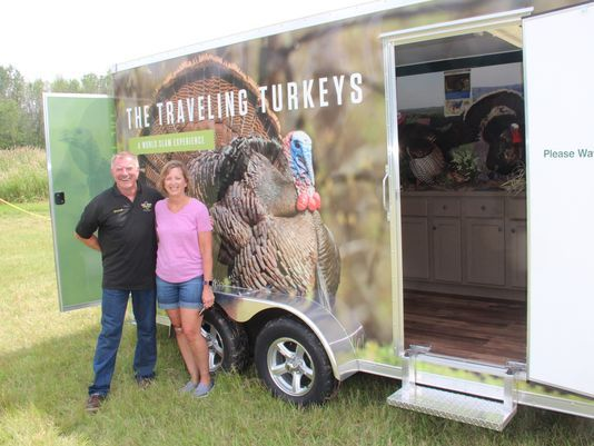 SMITH: Traveling turkeys spread legacy of Green, conservation -