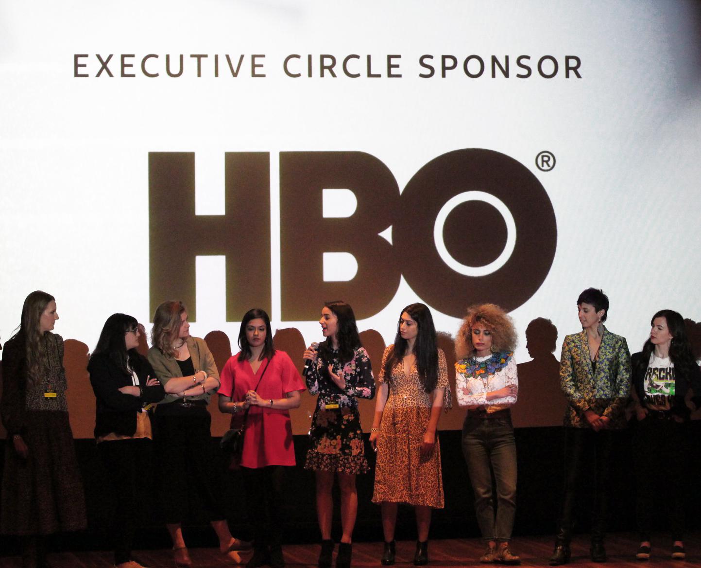 Panel for New Filmmakers LA, 2019