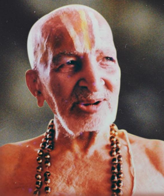 Photo from official Krishnamacharya Yoga Mandaram Website ( kym.org )