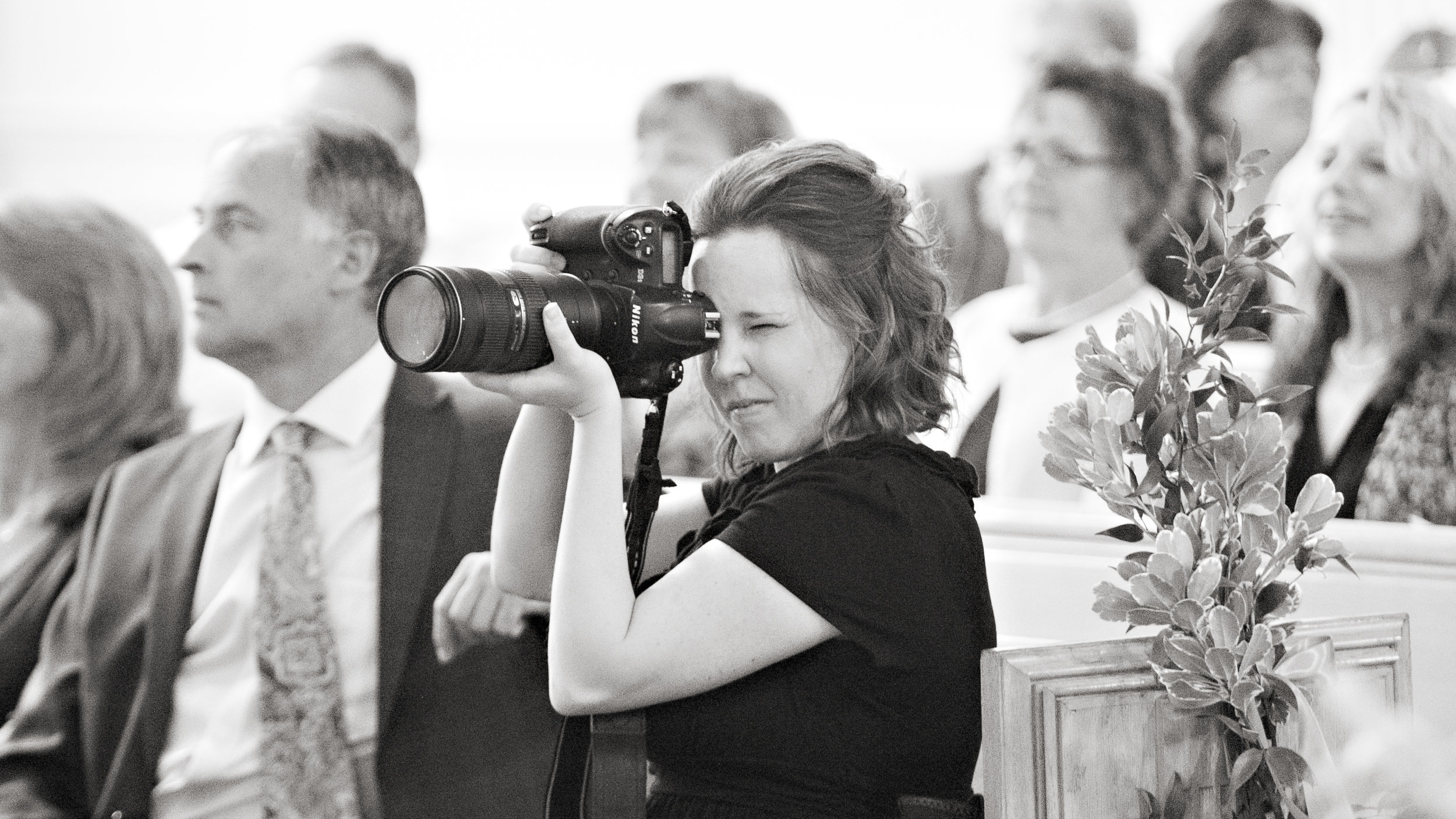NEED A SECOND SHOOTER? - Are you a photographer in need of a second shooter for a wedding or event?