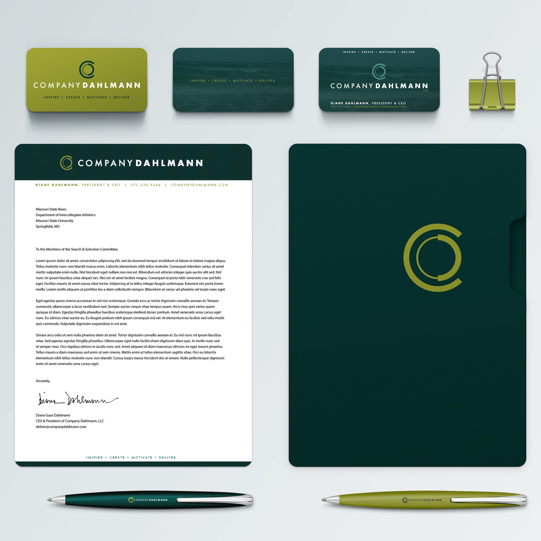 Branding + Logo Design projects -