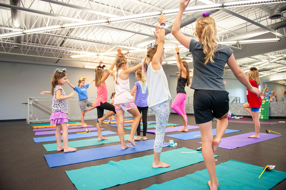 Playful Hearts Yoga - yoga for all ages   ballwin, MO