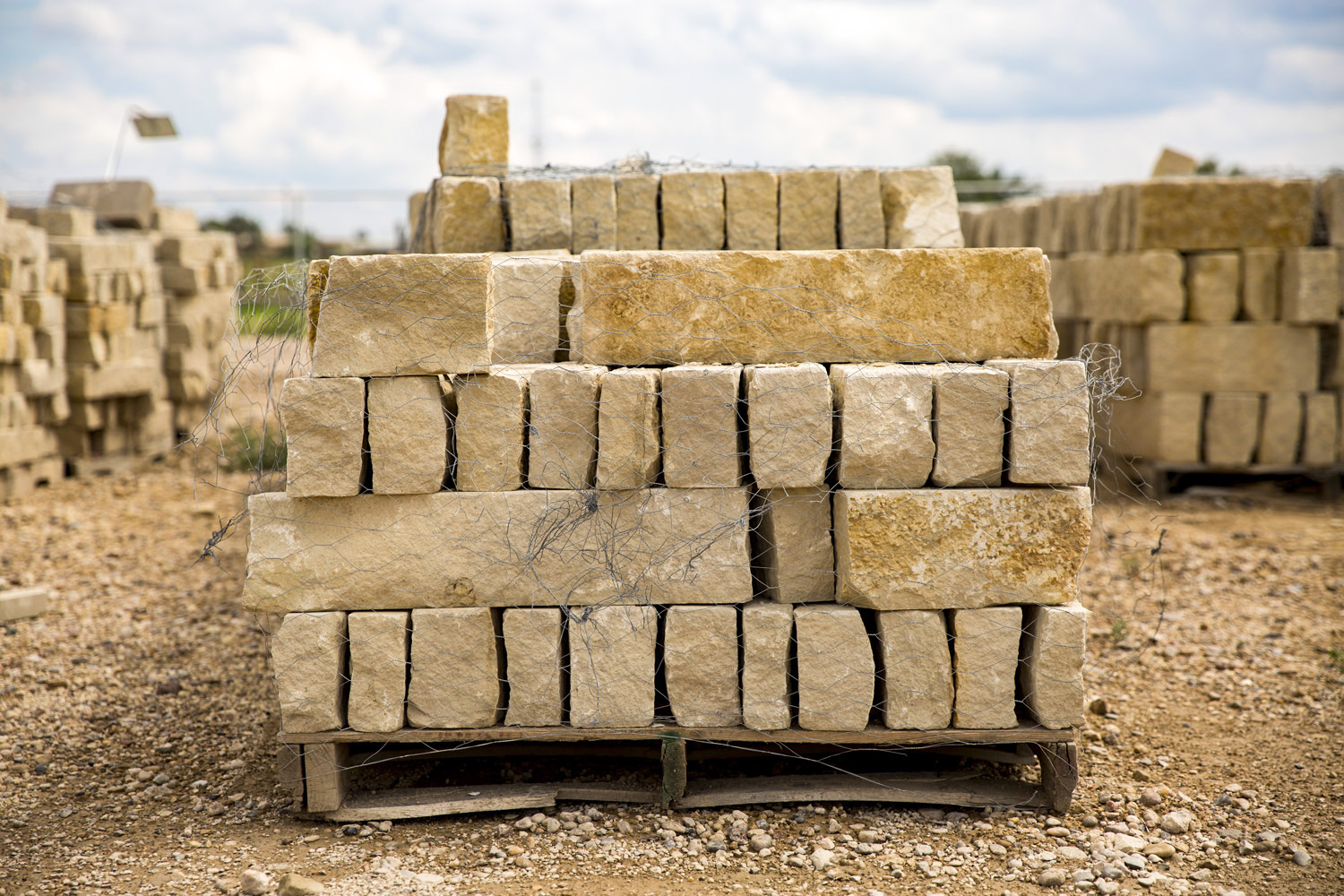Edging   Description- Natural stone most commonly 4' that comes in many different colors.  Usage- Used to create a natural stone border around your landscaping area.