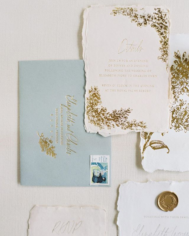 A details card detail shot 😏😉 • Photography and styling by my dear friend @kateignatowskiphoto on @locustcollection styling surface. Featuring @taraspencer_'s gorgeous off-white and blush handmade paper ✨