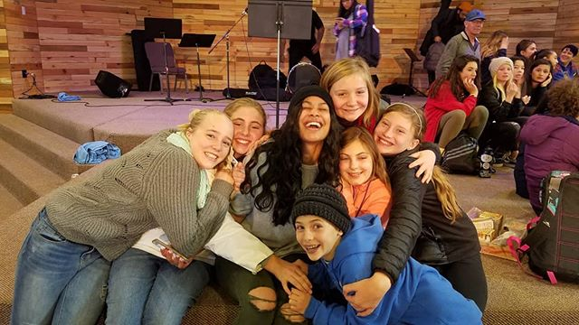 We love @bearcovwintercamp!! ❄ #newhopecov #studentministry #wintercamp #bearcov2019