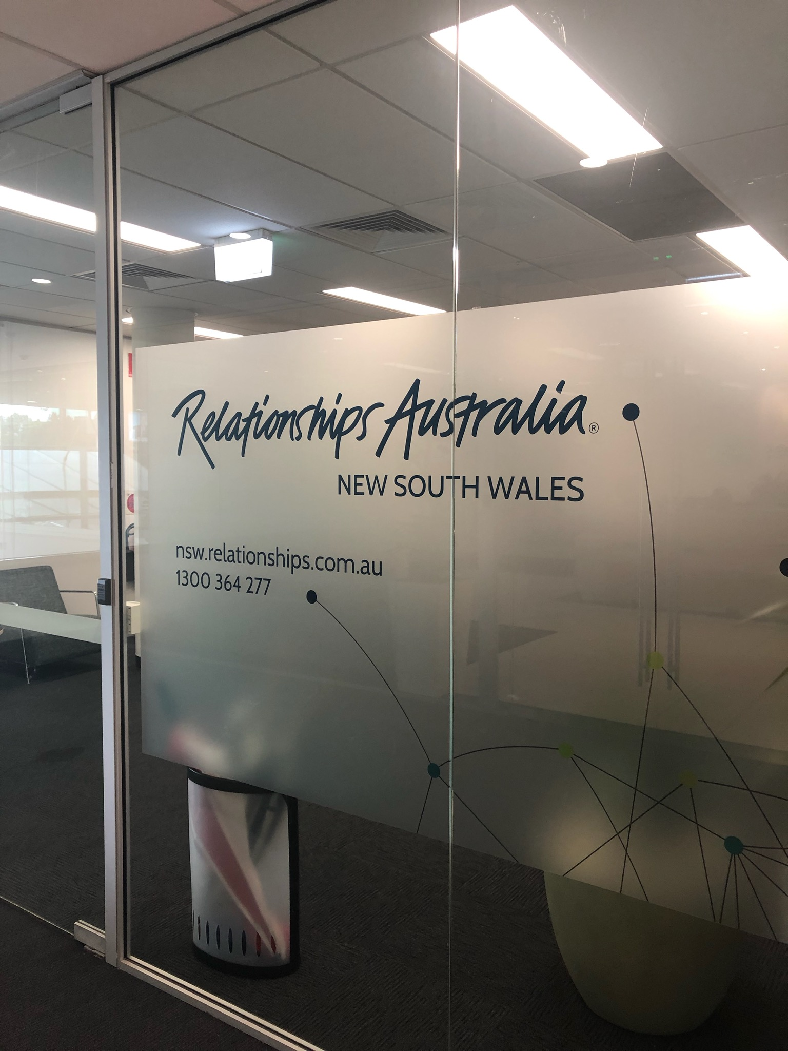 Thanks to Andrew King and Relationships Australia for hosting this event!