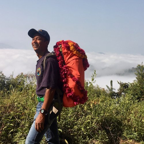 Experienced independent trekking guide pokhara