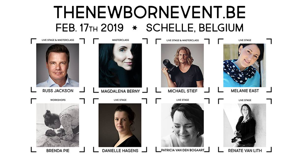 THE NEWBORN EVENT - CONFERENCE IN BELGIUM