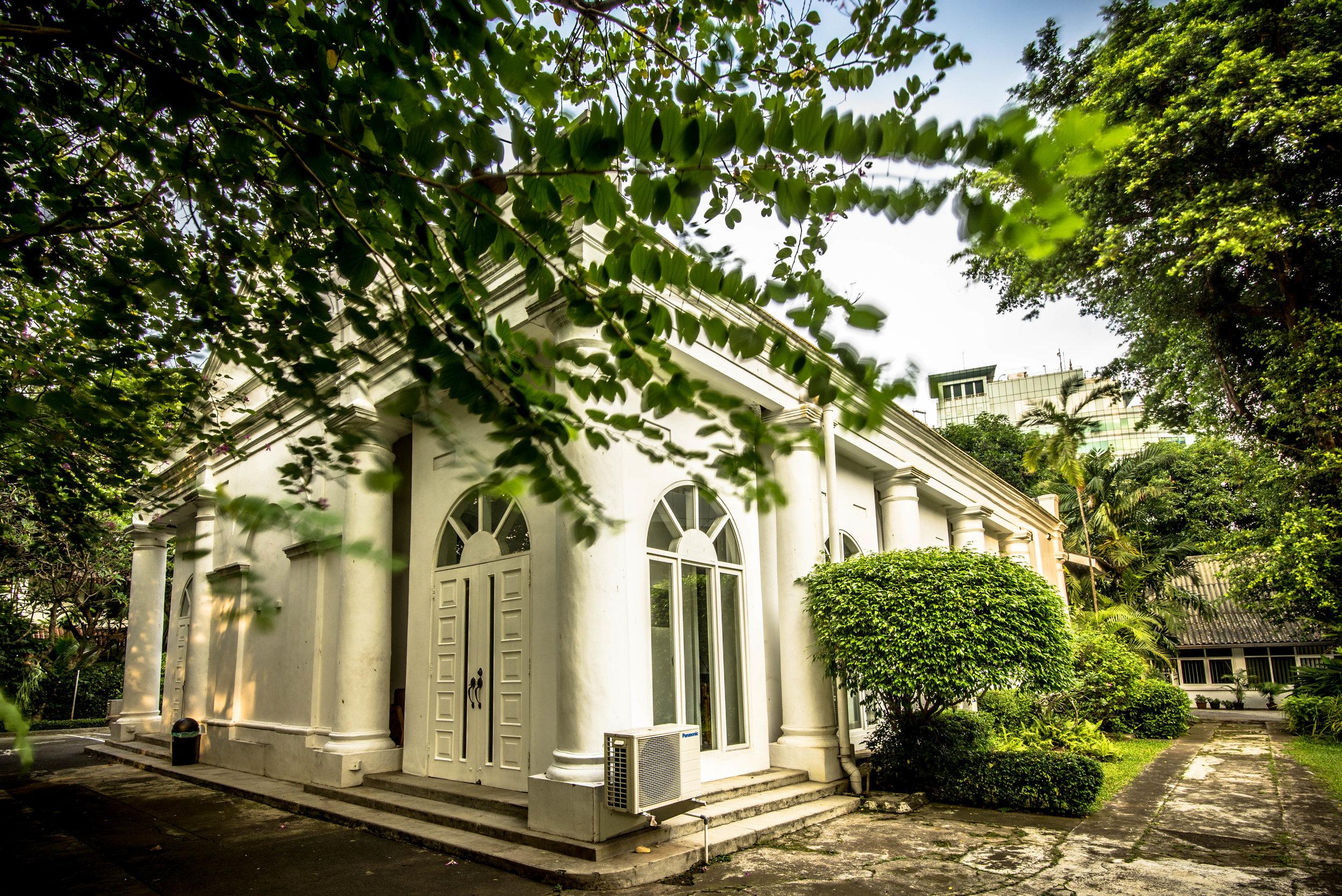 All Saints' Anglican Church, Menteng, Central Jakarta
