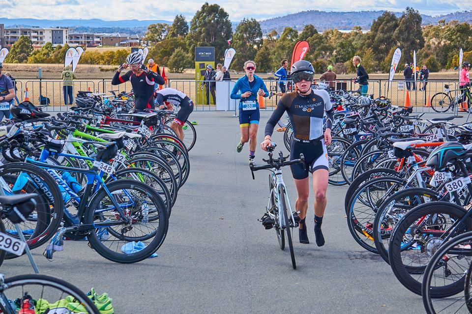 Photo Courtesy of Joe Walshe & Triathlon ACT