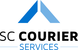 SC Couriers Logo