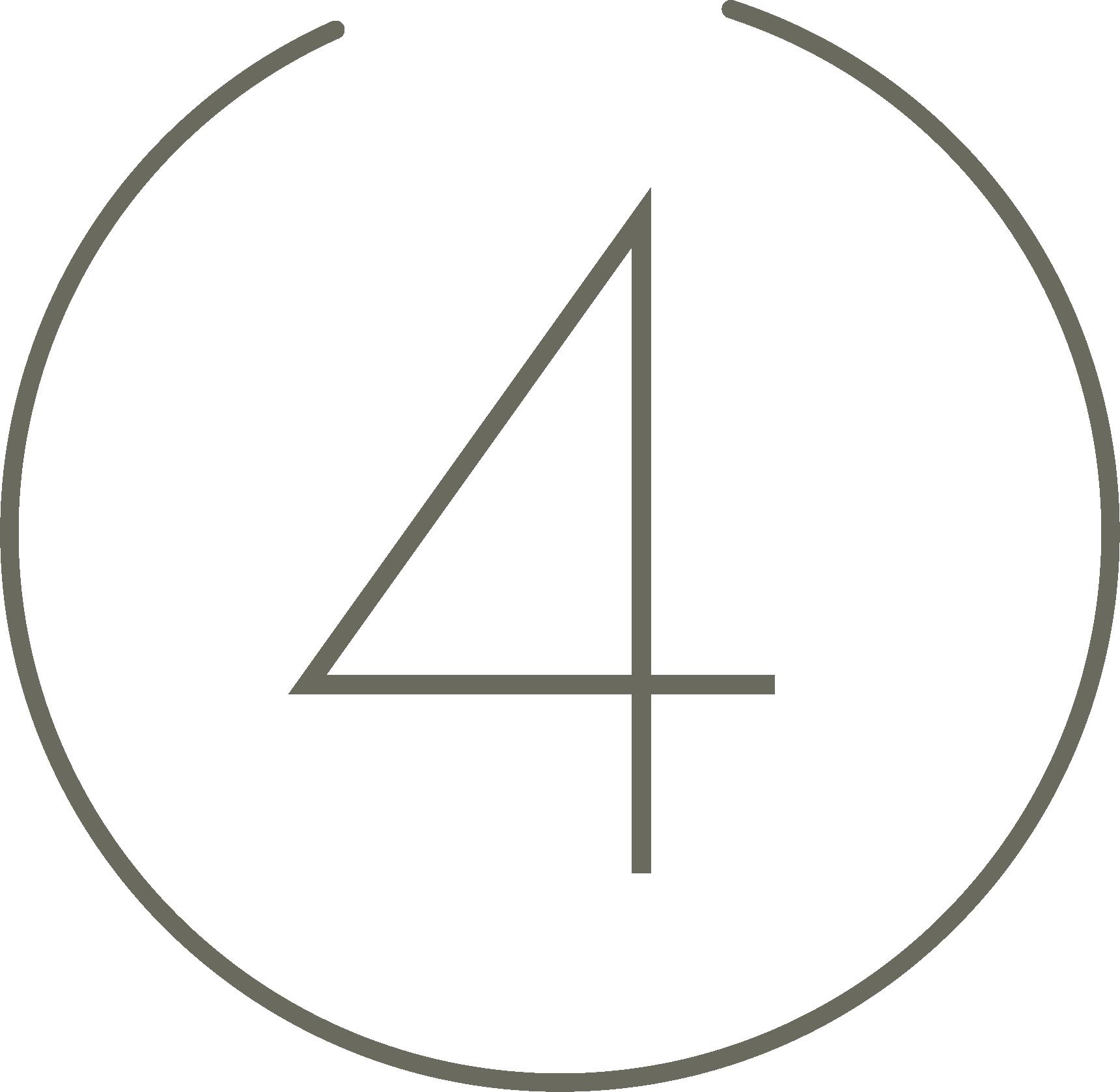 CohoDigital_ONLE_Number_4_Brown.png