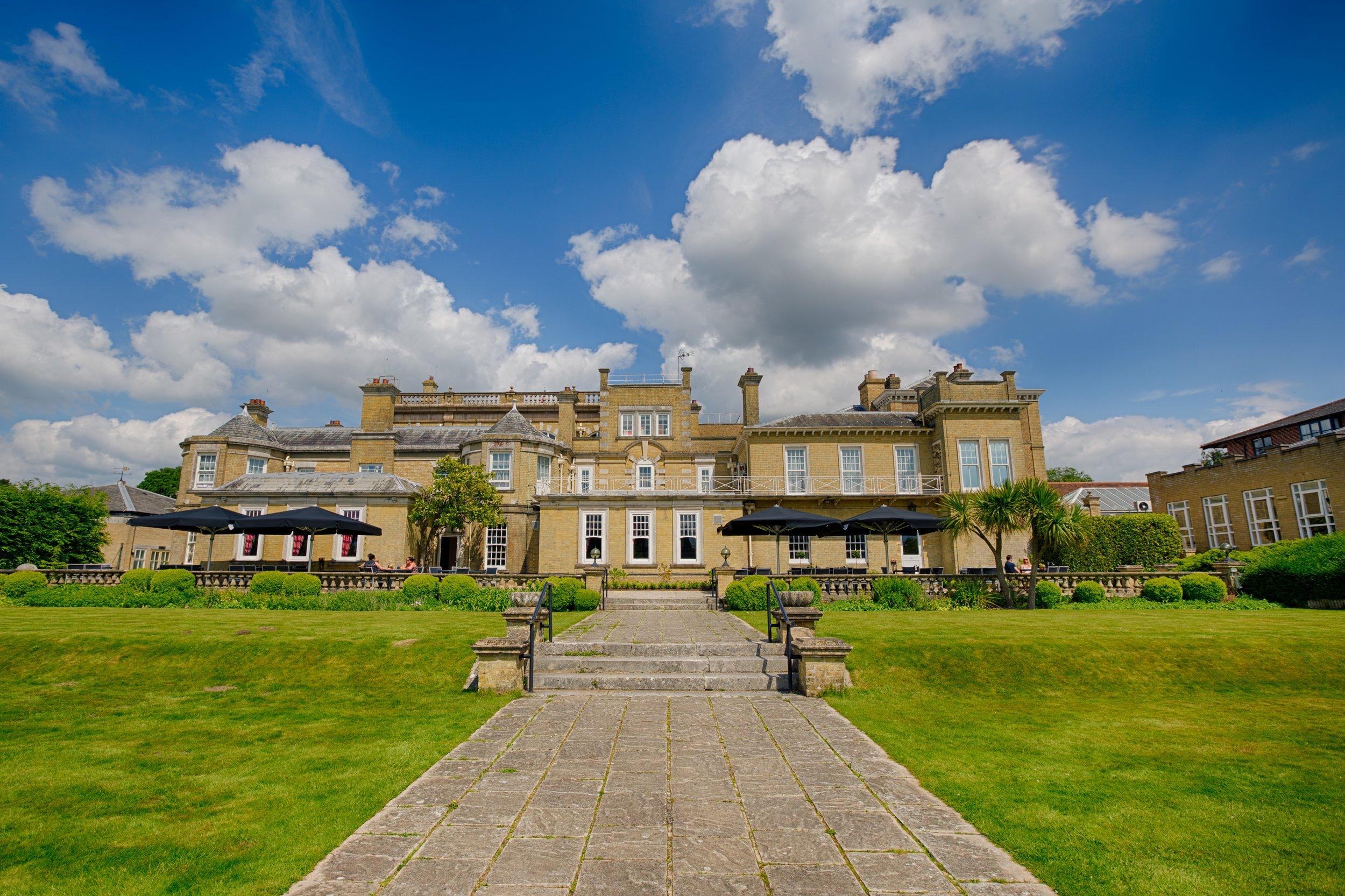 Best Western Chilworth Manor Southampton