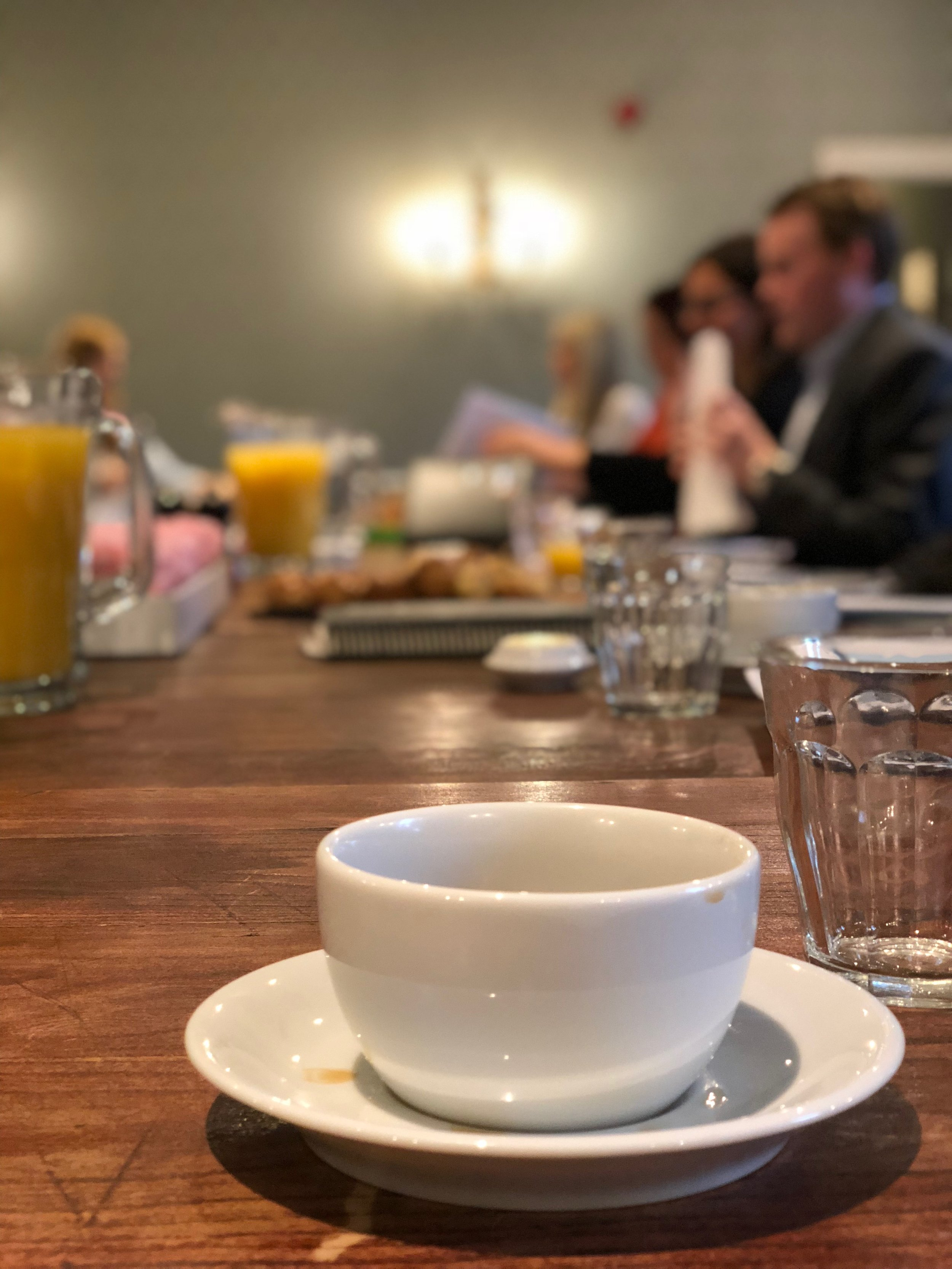 Business networking is more than the meeting