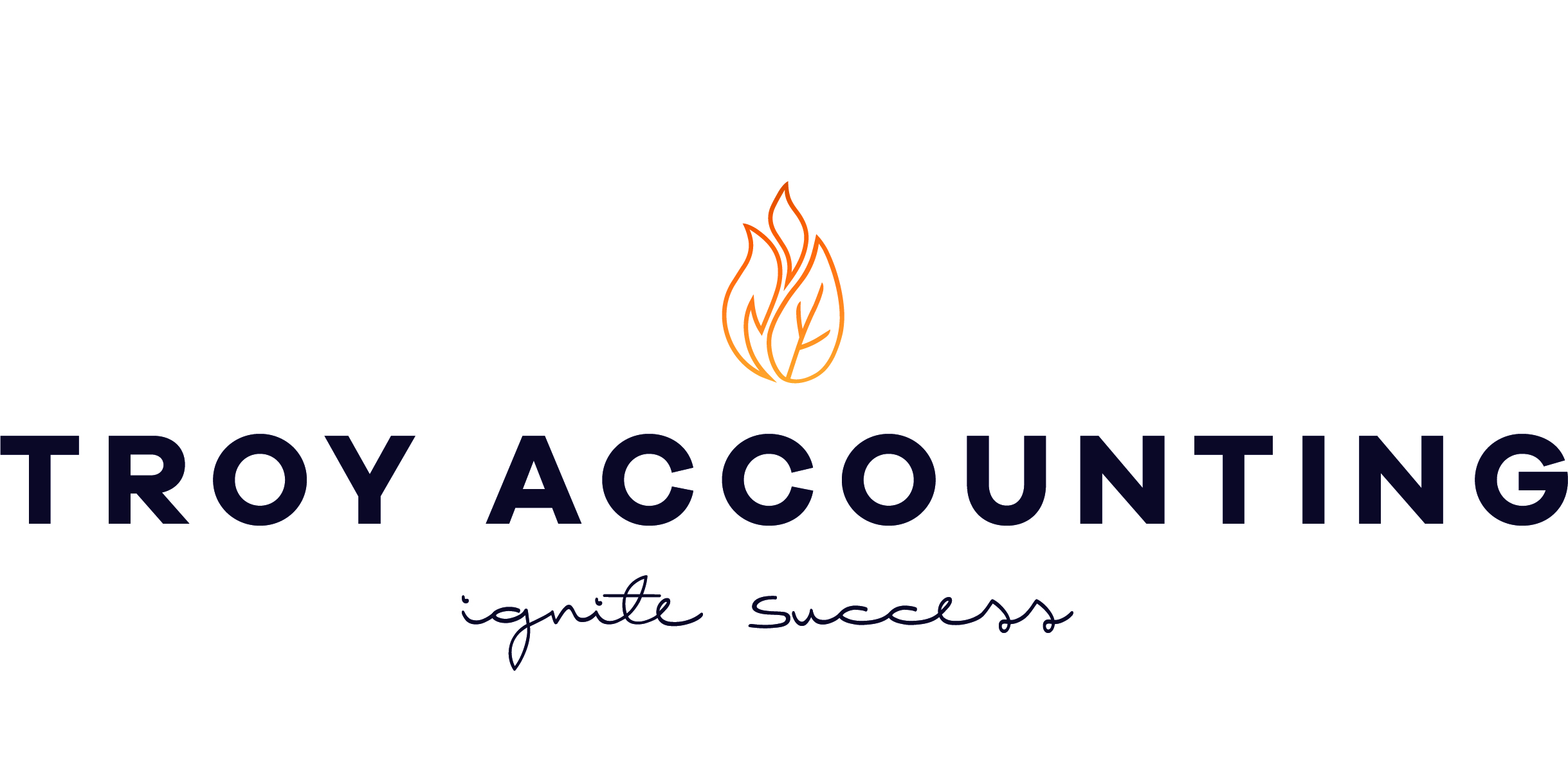 Troy Accounting logo