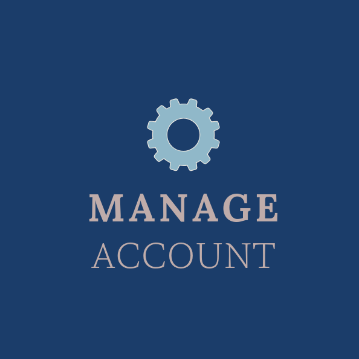 ONLE Manage Account