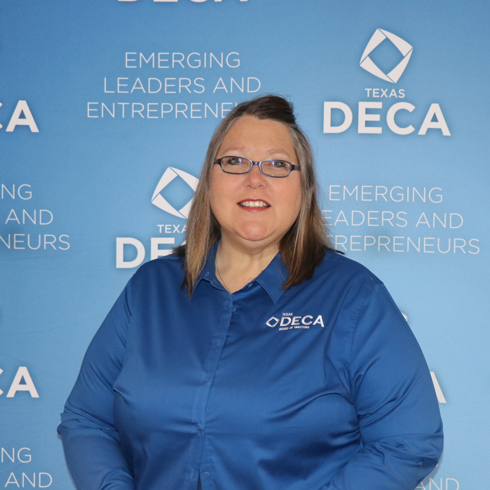 District 6 Traci Buckner  Pittsburg High School 300 North Texas Street Pittsburg, TX 75686 tbuckner@pittsburgisd.net   2019-2020 Chair-Elect DECA, Inc. Representative