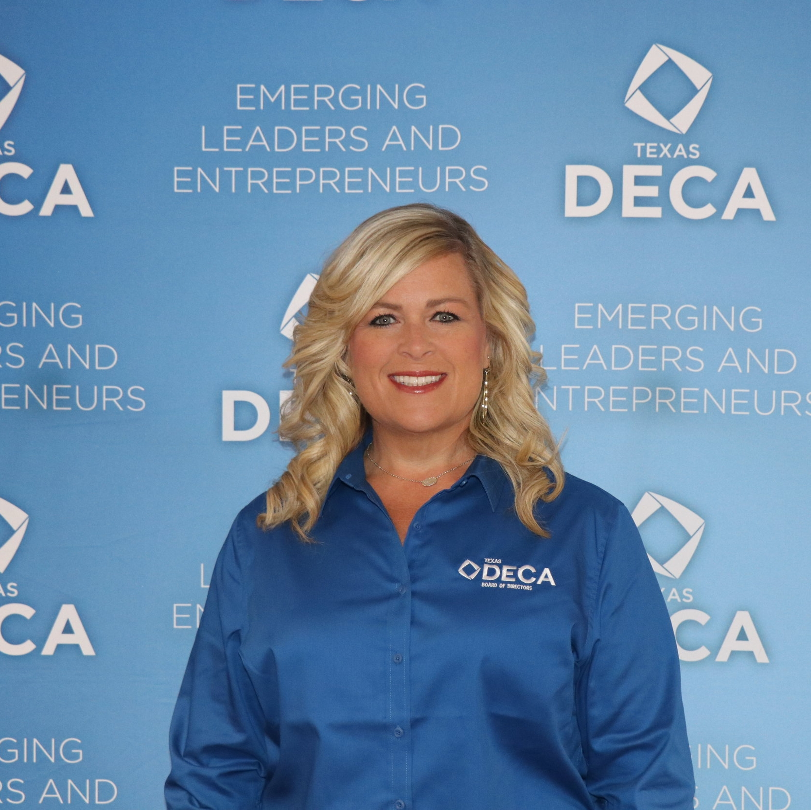 District 11 Kimberly Adams  North Garland HS 2109 W Buckingham Garland, TX 75042 kdadams@garlandisd.net   2019-2020 Board Chair DECA, Inc. Representative