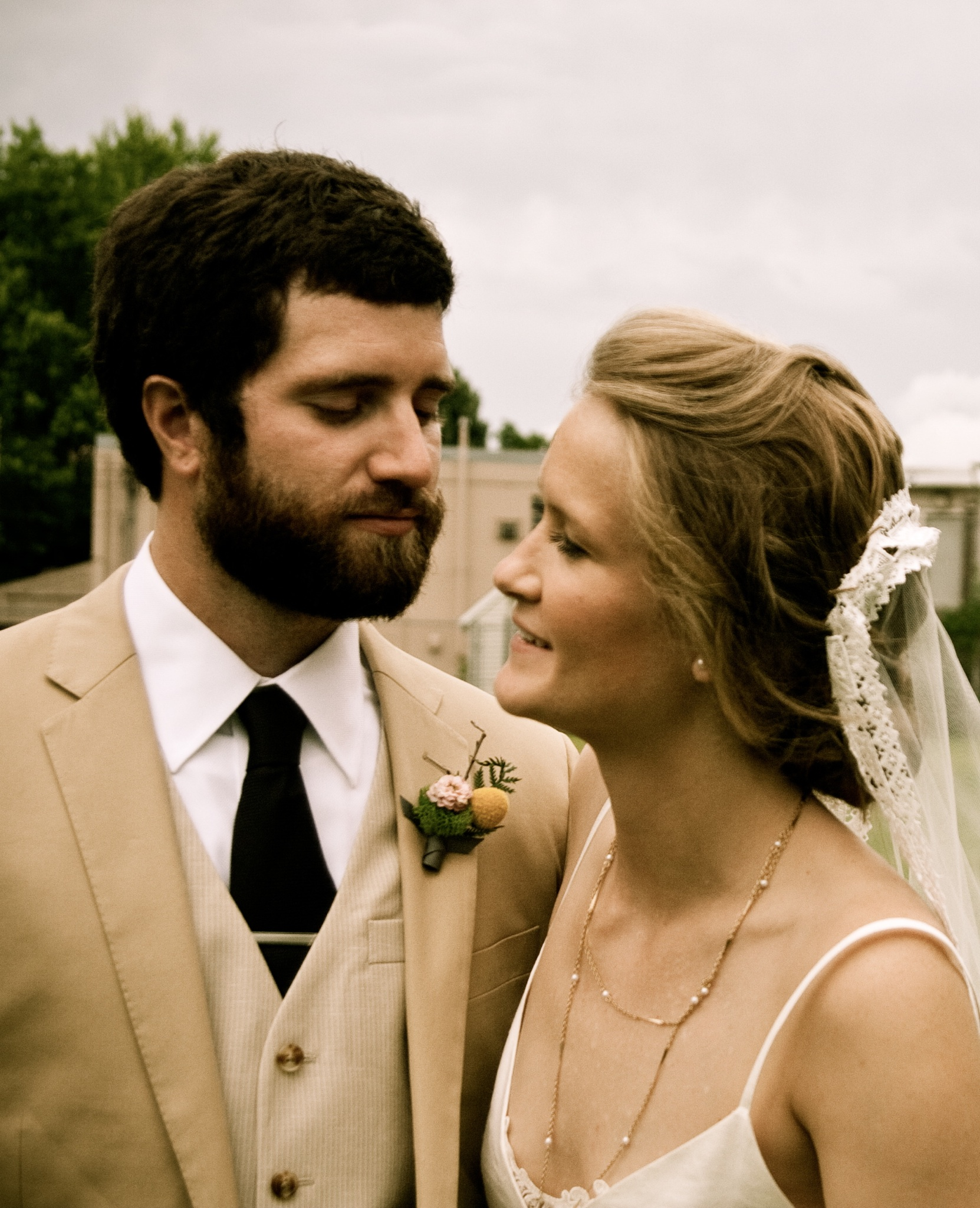 Married in the summer of 2010